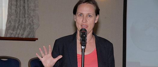Heather Carine public speaking