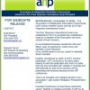 Pam Wegmann International Award AIIP press release